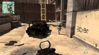 bdrumm03 - MW3 Game Clip