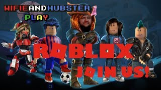 Playing Ripull Minigames on Roblox with YOU! Come join in the Roblox Gameplay!