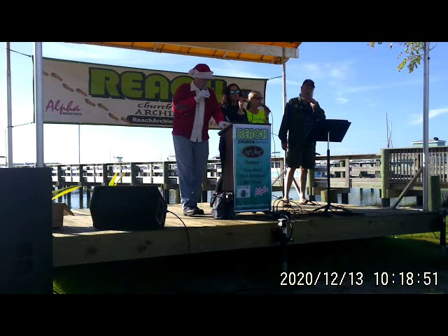 REACH Community Church Sunday Service 12-13-2020