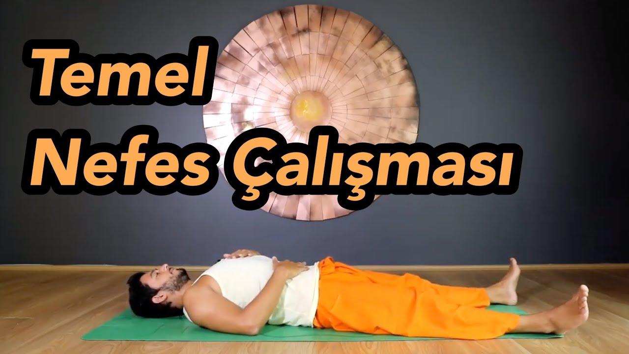 Temel Nefes Çalışması | Evde Yoga