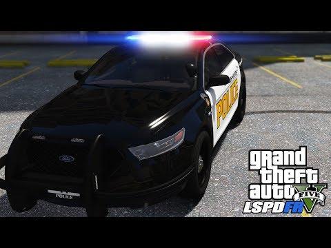 GTAV LSPDFR - City Patrol - EP.169