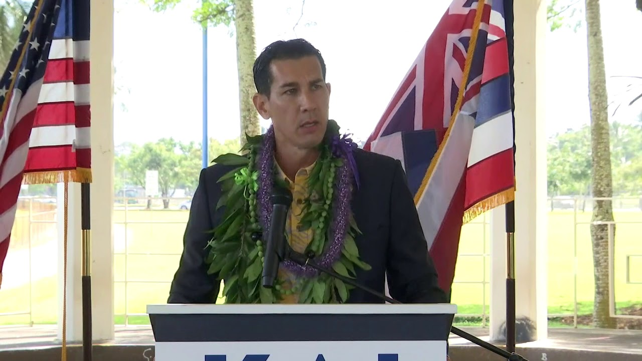Democrat Kai Kahele wins Hawaii primary to replace Tulsi Gabbard ...