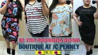Video SHOP WITH ME! In The Dressing Room at JCP || Boutique download MP3, 3GP, MP4, WEBM, AVI, FLV Juni 2018