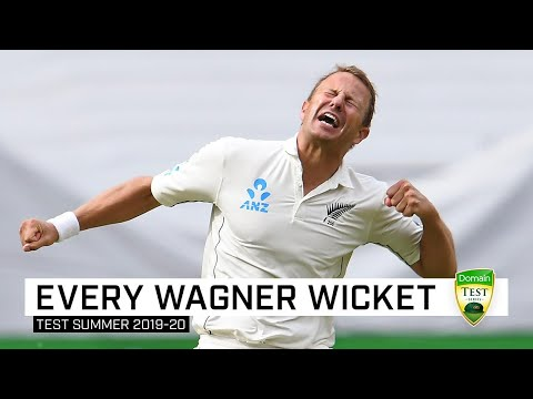 Every Wicket: Neil Wagner's 17 Aussie Scalps