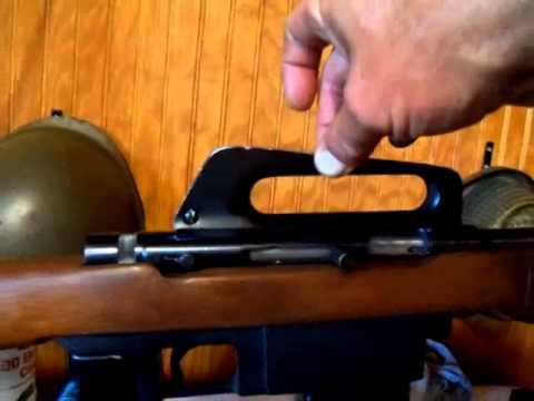 Squires Bingham Arms Corporation Kasnar model 16  22 Semi Auto Rifle