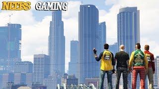 GOOD-BYE LOS SANTOS (GTA Cinematic Series)