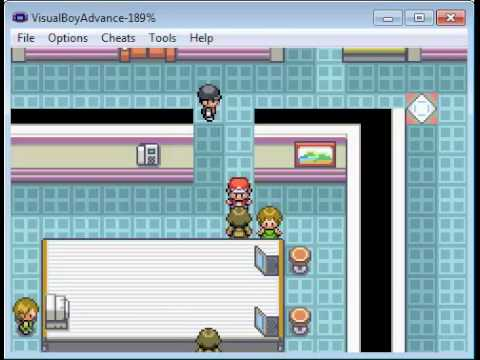 Pokemon fire red how to get lapras in silph co