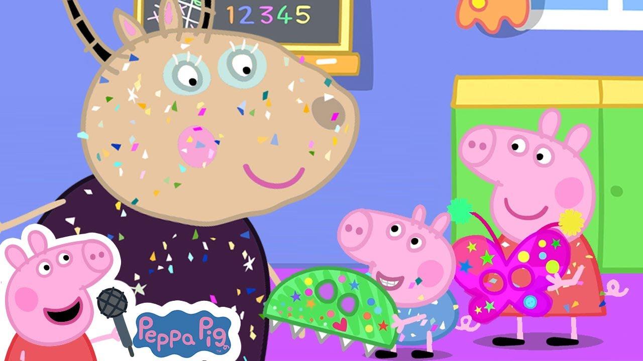 Class of Madame Gazelle   Peppa Pig Songs   Peppa Pig Nursery Rhymes & Kids Songs