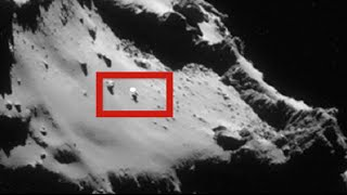 Philae Comet Lander Alien Conspiracy Theory