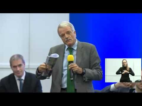 Sir Malcolm Grant addresses the NHS Citizen Assembly
