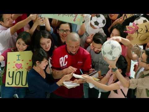 AirAsia & Roberto Carlos - Fans #StillGotIt