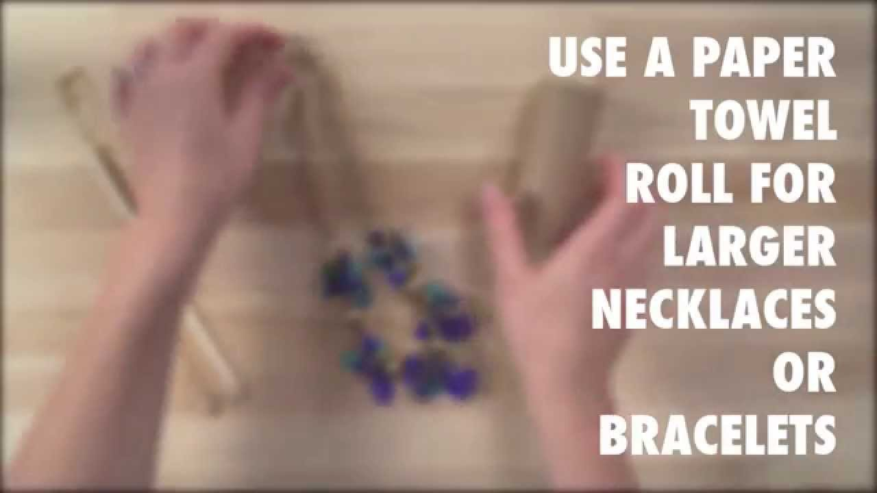 How to pack jewelry moving tips and hacks video youtube for How to pack jewelry for moving