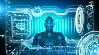 Hi-Tech Brain Logo Reveal Intro Template - After Effect Hi-Tech Futuristic