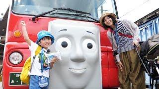 大井川鐵道きかんしゃトーマスに行ってきた2018 Thomas Train & Fair thumbnail
