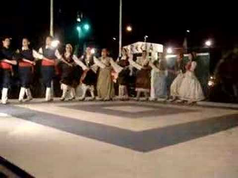 zonaradikos Greek Dance