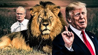Trump Creates Big Game Hunting Panel With Guy Who Killed Cecil The Lion