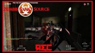 Zombie Panic! Source - REC (Objective)