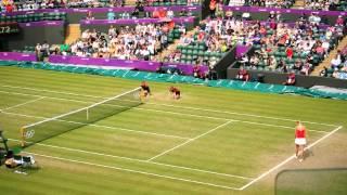 Maria Sharapova vs Maria Kirilenko - SF - Londres 2012