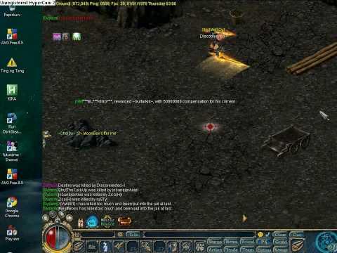 Conquer online speed hacker in Underground server! by-Disconnected~