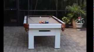 Cool Outdoor Pool Tables!!!!!!