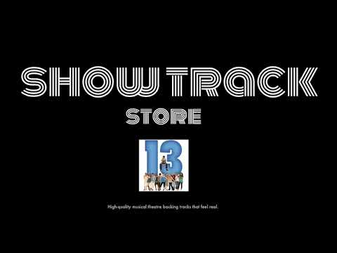 Hey Kendra (13 - The Musical) - Instrumental Backing Track/Karaoke [Sample]