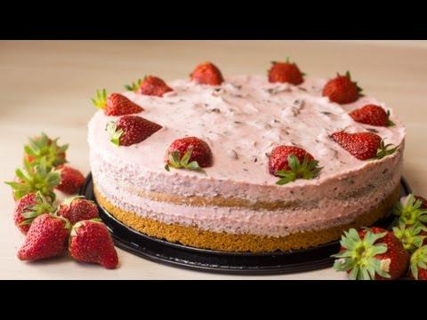 schnelle-erdbeer-sahnetorte-rezept---any-blum---serie-#82
