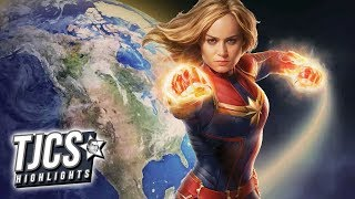 First Captain Marvel Reviews Are Out Of This World