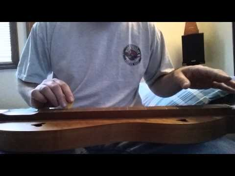 Missing You - fretted dulcimer