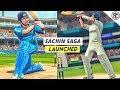 Cricket Game : Sachin Saga Cricket Champions | Gameplay | Launched