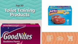Toilet Training Products // Top 20
