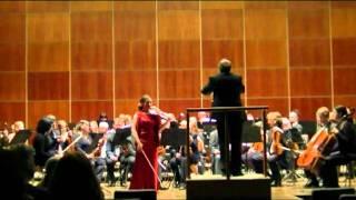 Johannes Brahms - Konzert für Violine und Orchster D-dur Op.77.