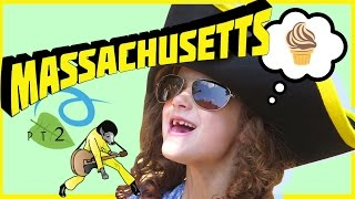 Reenactment Battles, Fife & Soap Suds (YR 1776.2) | Bratayley Makes History (Massachusetts Pt 2)