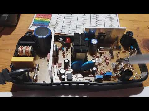 Переделка зарядного устройства Hitachi UC18YG под Li-ion + Ni-cd