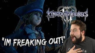 THEY JUST KEEP COMING MAN!!! | Kingdom Hearts E3 2018 Sony Trailer Reaction!