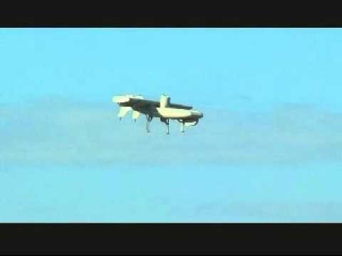 Tech one - Aurora Flight Sciences Excalibur VTOL UAV , First Flight