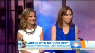 Echosmith - Let's Love - Today Show 2015 (July 15)