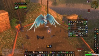 RUSSIAN ROGUE GRIND IN Desolace VANILLA WOW NORTHDALE