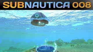 Subnautica [008] [Nur mit Strahlenschutz] [Let's Play Gameplay Deutsch German] thumbnail