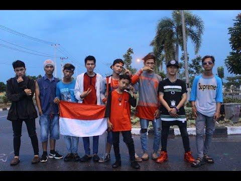 INDONESIA ( KITA SATU ) ( EDGESIDERS KERINCI HIPHOP x BROTHER CK )