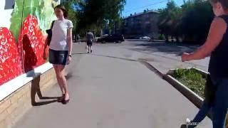 Велоспорт. Пермь, Землячки-Тургенева-Студенческая Full HD 60fps