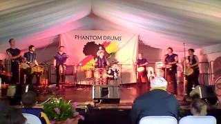 Moribayassa Phantom Drums Canberra Floriade 2010