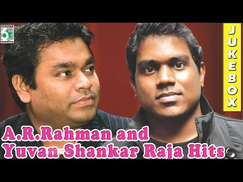A.R & Yuvan shankar Raja | Super Hit Best Audio Jukebox