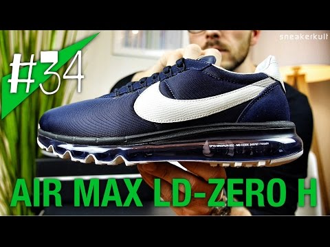 34 NIKE AIR MAX LD ZERO H | AIR MAX DAY 2016 Reviewon