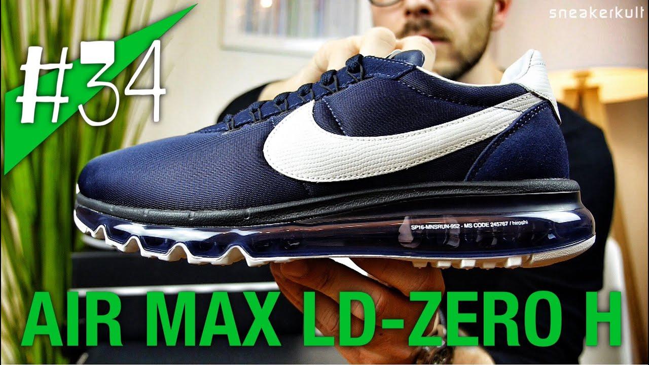 34 nike air max ld zero h air max day 2016 review on feet