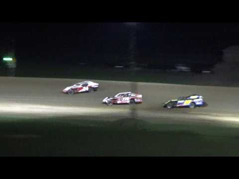 20. I.M.C.A. B Feature at Crystal Motor Speedway, 04-15-17