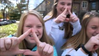 Tri Delta Recruitment 2016 | Butler University
