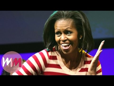 Thumbnail: Top 10 Coolest Michelle Obama Moments