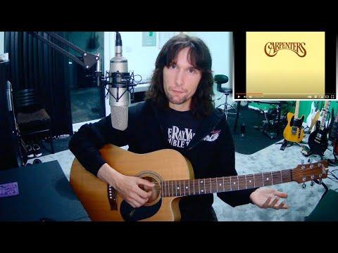 British guitarist analyses how Carpenters ENGINEERED a worldwide hit!