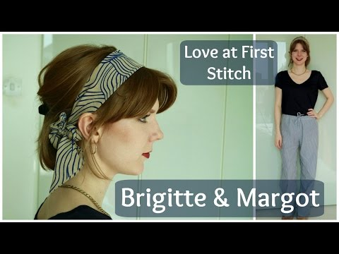 Tilly and The Buttons Love at First Stitch: Brigitte and Margot