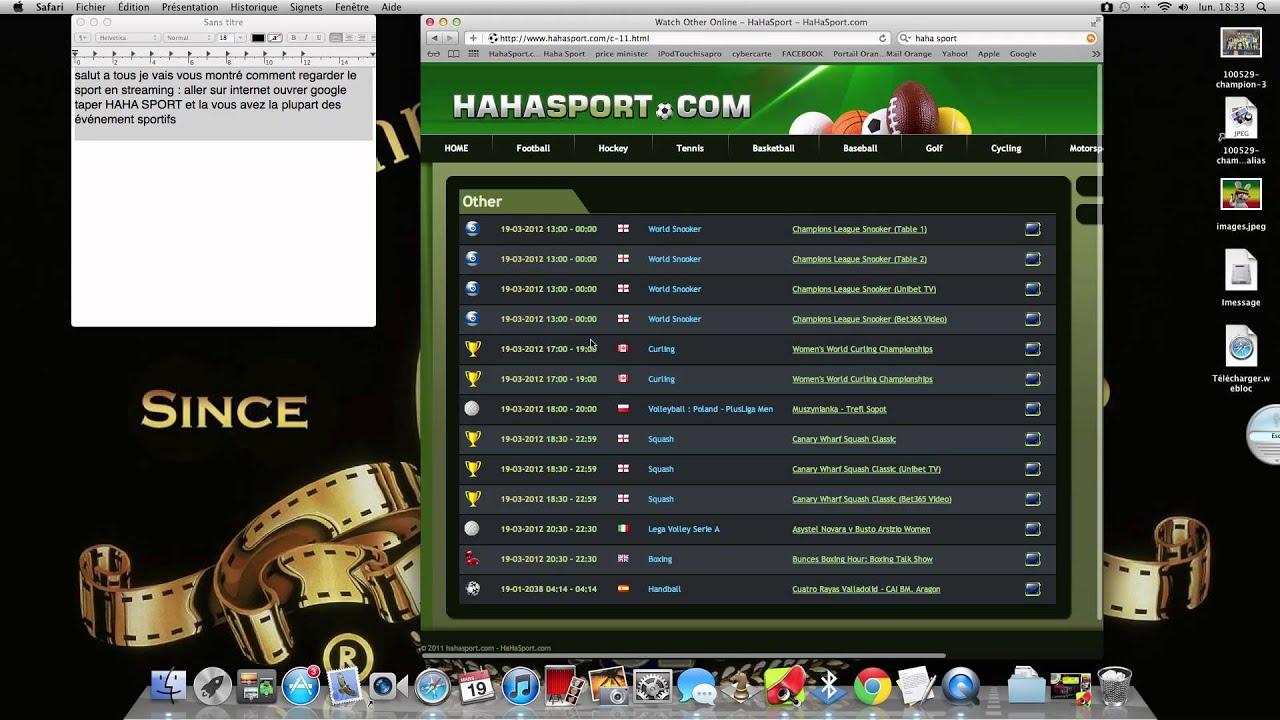 Haha Sport Live Football